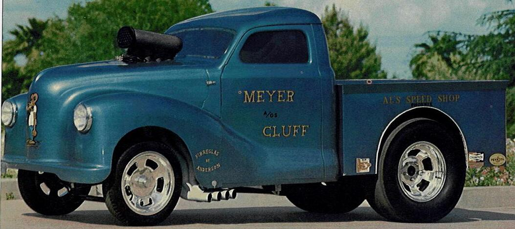 Larry Meyer's Chopped Austin Pickup (96K)