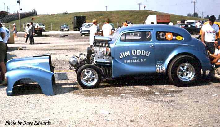 Jim Oddy S Cars