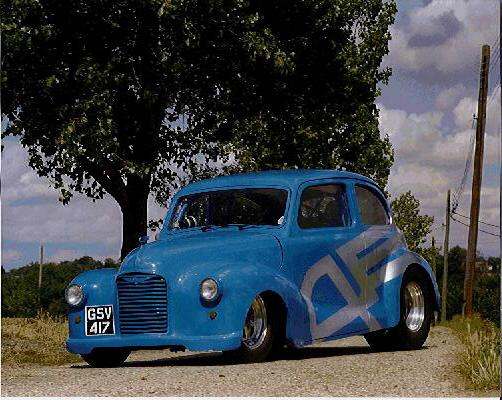 A40 Street Rod - Alan Mearns (54K)