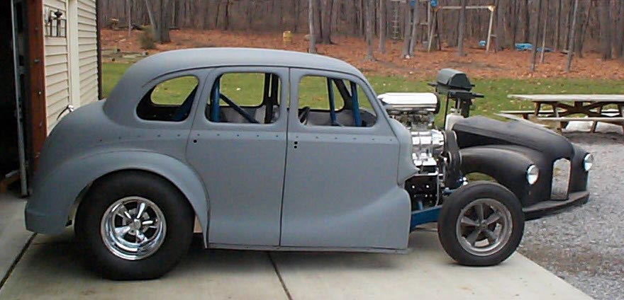 A40 Street Rod - Joe Tilert (72K)