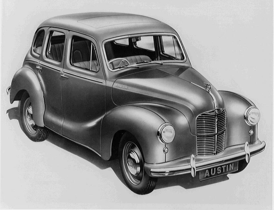 VWVortex.com - 1950 Austin a40: What\'s it worth?